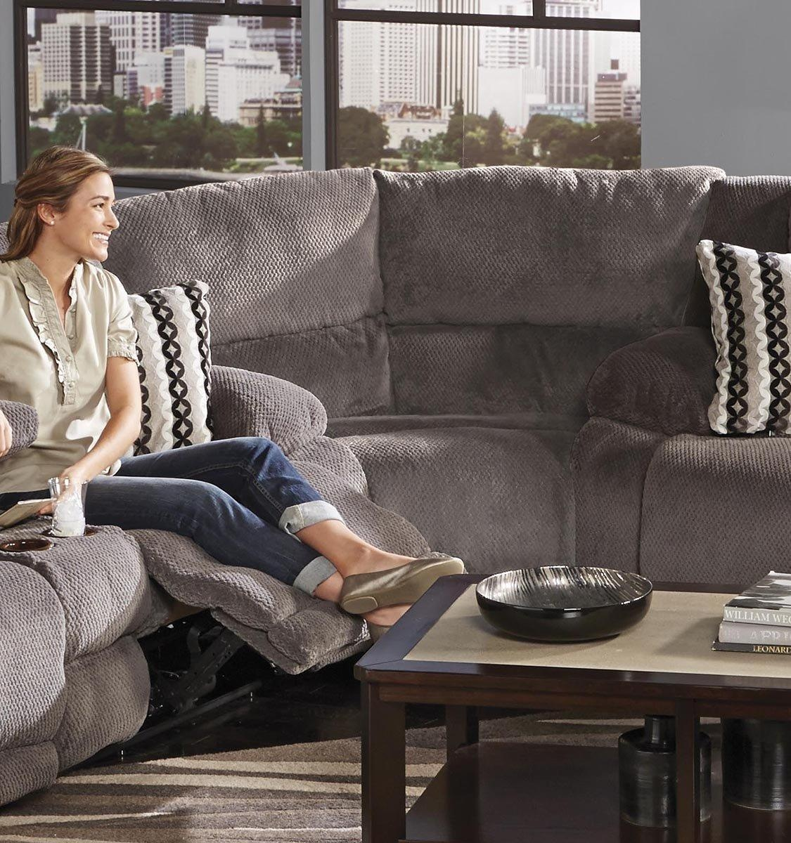 Online Store Catnapper Hammond Sectional With Sofa Wedge
