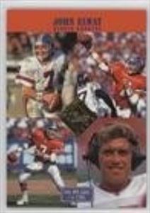 John Elway #/2,093 (Football Card) 1994 Classic Pro Line Live - MVP Sweepstakes #8
