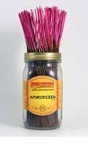 Aphrodisia - 100 Wildberry Incense Sticks by Wildberry 100 Stick Pack