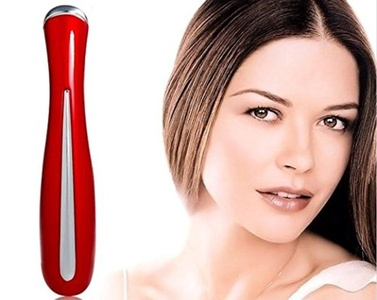 Ion Facial Massage Stick by Ozone48 (red)
