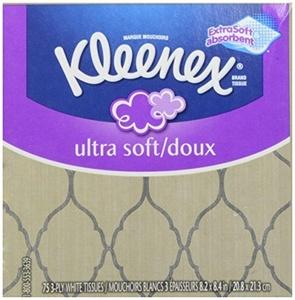 Kleenex Facial Tissues - 75 ct by Kleenex