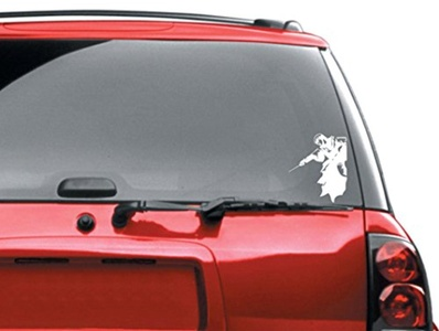 Harry - Potter - Bumper - Sticker - Automotive - Car - Decal