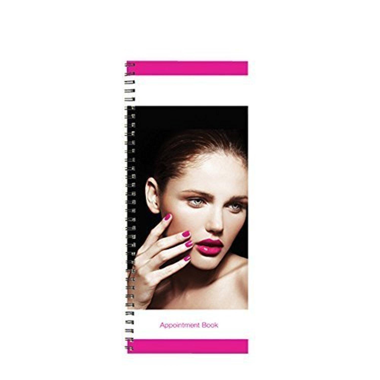 6 column salon appointment book