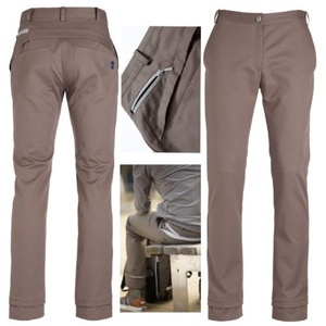 Union 34 Elements Water Resistant Women's Trouser grey size 12 Long by Union 34 Clothing