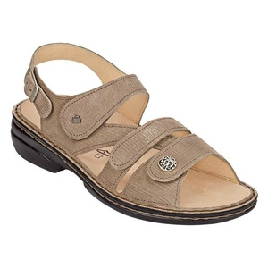 Finn Comfort Gomera Women Flats Shoes Sandals, Sand, Size - 39