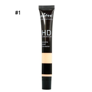 Shouhengda Waterproof Face Cover Concealer Pen Foundation Cream Long Lasting Cosmetic A01