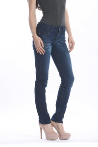 Jeans Colony Girl's Denim Skinny Jeans CG1360P Medium Wash