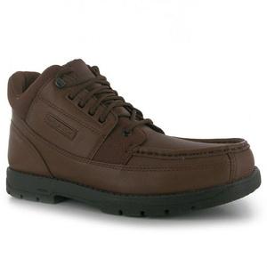 Mens Rockport XCS Marangue Boots Shoes Brit Tan (UK 8 / US 8.5)