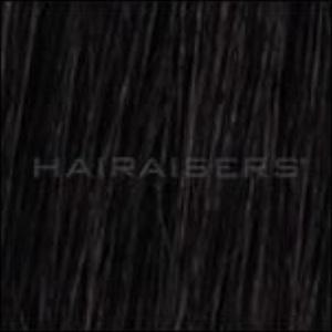 Hairaisers Clip & Go Syn Clip In Extension Clip In 4 16 1B 16Inch by Hairaisers Hair Extensions