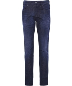 Armani Jeans Men's Slim Fit J06 Jeans 0553 BLUE 38R