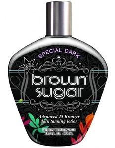 Tan Inc. Special Dark Brown Sugar 45 Bronzer Dark Tanning Lotion - 13.5 Oz. by TAN