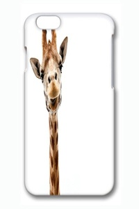 Brian114 Cute Giraffe 20 Phone Case for the iPhone 6 Plus 3D