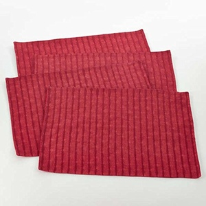 Fennco Styles Rorie Collection Classic Design Cotton Placemat - Set of 4