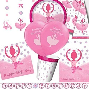 Tutu Much Fun Ultimate Party Kit for 8 by Party Bags 2 Go