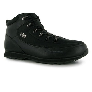 Mens Helly Hansen Forester Boots Shoes Black (UK 7 / US 7.5)