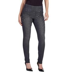 JAG Jeans Women's Nora Charm Skinny 16 Grey