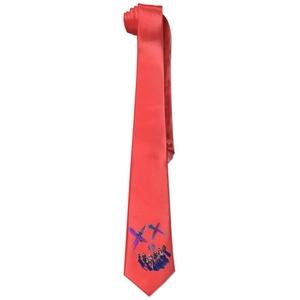 ReBorn Suicide Guys Mens New Business Silk Wide Ties Necktie