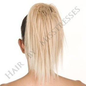 Hair By MissTresses Graduated Blonde Hair Scrunchies Elasticated PonyTailors Hair Bands - Triple Pack by Hair By MissTresses