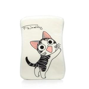 Cartoon Cat Memory Foam Pillow Travel Pillows Nap Pillow (D)