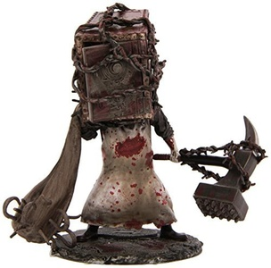 The Keeper Bobblehead by The Evil Within