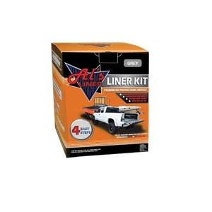 Al's Liner ALS-GR Gray Premium DIY Polyurethane Liner Kit by Al's Liner
