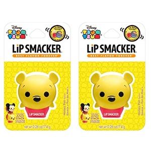 (2 Pack) Lip Smacker Disney