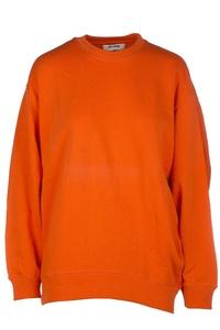 Acne Studios women's sweatshirt orangene
