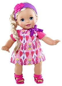 Little Mommy Sweet As Me Boho Chic Doll by Little Mommy