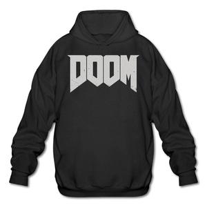 Doom John Carmack Men Hoodies Sweatshirts Pullover Cool Hoodies