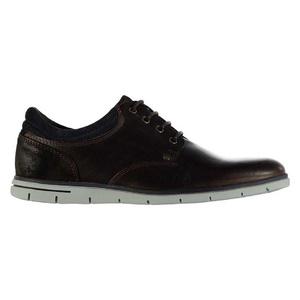 Mens Firetrap Miller Shoes Dark Brown (UK 11 / US 11.5)