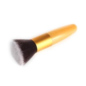 Usstore 1PCS Makeup Brush Foundation Shadow Cosmetic Powder Blush Makeup Tool Kit (Gold)