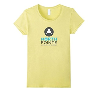 Women's North Pointe T-Shirt XL Lemon