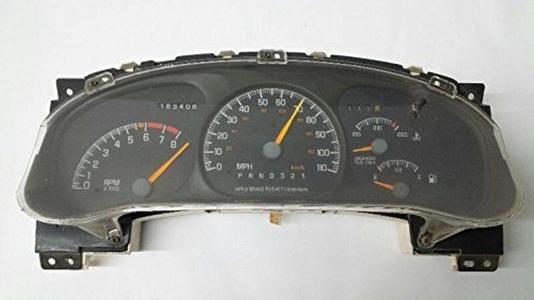 SPEEDOMETER CLUSTER 163K Miles FITS 1998 Pontiac Trans Sport