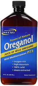 North American Herb & Spice Co., Oreganol, Wild Mediterranean P73, 12 fl oz (355 ml)
