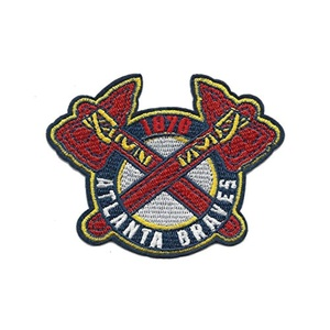MLB - Atlanta Braves Tomahawk Logo Patch