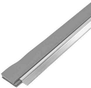 M-D Building Products 43300 36-Inch Cinch Door Seal Bottom, Silver, 1-Piece by M-D Building Products