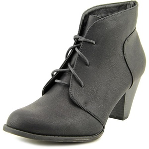 Sugar Inez Women US 6 Black Bootie