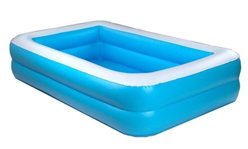 Wild and Wet Jumbo Oblong Paddling Pool by Wet 'n' Wild