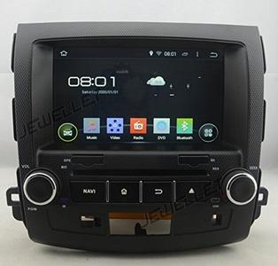 Quad-core 1024600 HD screen Android 5.1 Car DVD GPS Navigation for Mitsubishi...