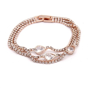 Exquisite Fashion Temperament Lady Bracelet Water Droplets,KESEE