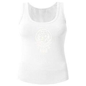 Steampunk_1852 for Women Printed Tanks Tops Sleeveless T-shirt