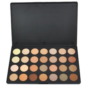 28 Natural Nude Color Eyeshadow Makeup Palette Colors Shimmer Cosmetic Set Kit - OLs LOVERS by Beauties Factory