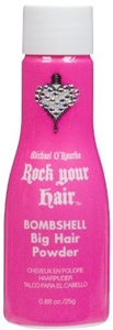 Michael O'Rourke Rock Your Hair Bombshell Big Hair Powder for Unisex, 0.88 Ounce by Michael O'Rourke