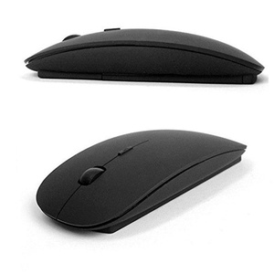 2.4GHz USB Wireless Optical Mouse Mice for Apple Mac Macbook Pro Air PC Black