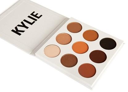 Kylie Jenner Kyshadow Kit Pressed Powder Eye Shadow Bronze Palette - Kylie Cosmetics