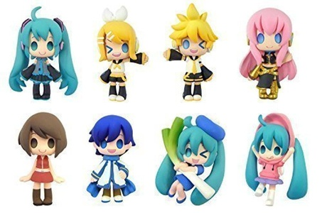 HATSUNE MIKU Color Collection figure (1 Random Blind Box) by Color Collection
