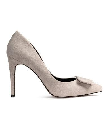 Hm 100% Polyester Pumps