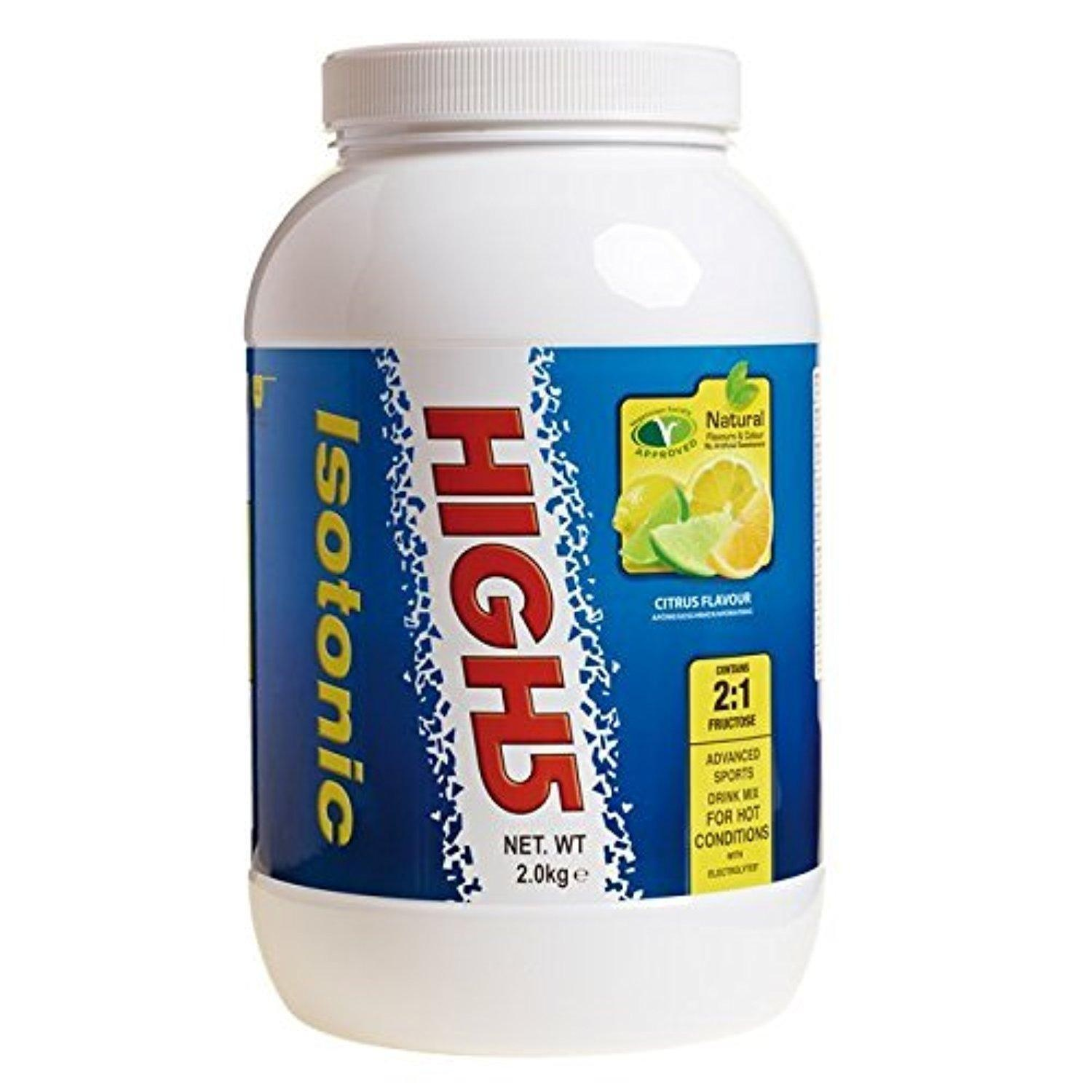 High 5 Isotonic Summer Fruits Sports Drink Powder 2000g by High 5