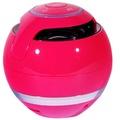 Bluetooth Speaker, ZYooh Portable Super Bass Mini Bluetooth Wireless Speaker Wireless Speaker Wireless Bluetooth Speaker Stereo Speaker Hot Pink