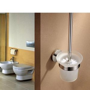 Stainless steel bathroom accessories set/Towel/Towel/Toilet paper holder/Toilet brush bar